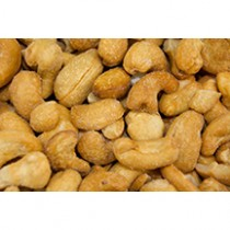 Cashews, Whole (Roasted/Salted)-1 lb.